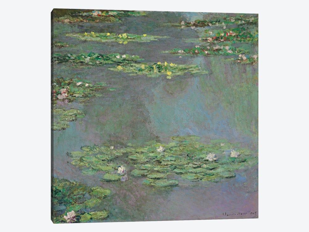 Nympheas, 1905  by Claude Monet 1-piece Art Print