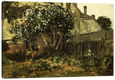 Lilac Time, c. 1884  Canvas Art Print