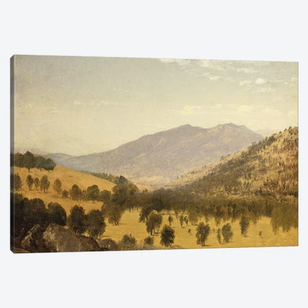 Bergen Park, Colorado Canvas Print #BMN5723} by John Frederick Kensett Canvas Wall Art