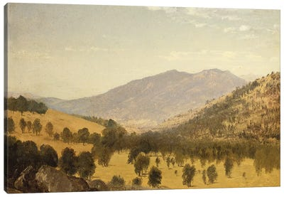 Bergen Park, Colorado Canvas Art Print