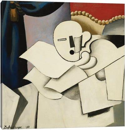 The Clown (Le Pierrot), 1922  Canvas Art Print