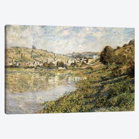 Vetheuil, 1879  Canvas Print #BMN5760} by Claude Monet Canvas Art
