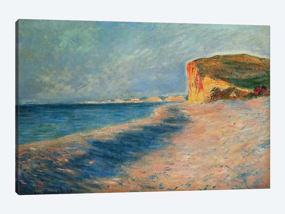 Pourville Near Dieppe (Pourville Pres de Dieppe), 1882  by Claude Monet 1-piece Canvas Print