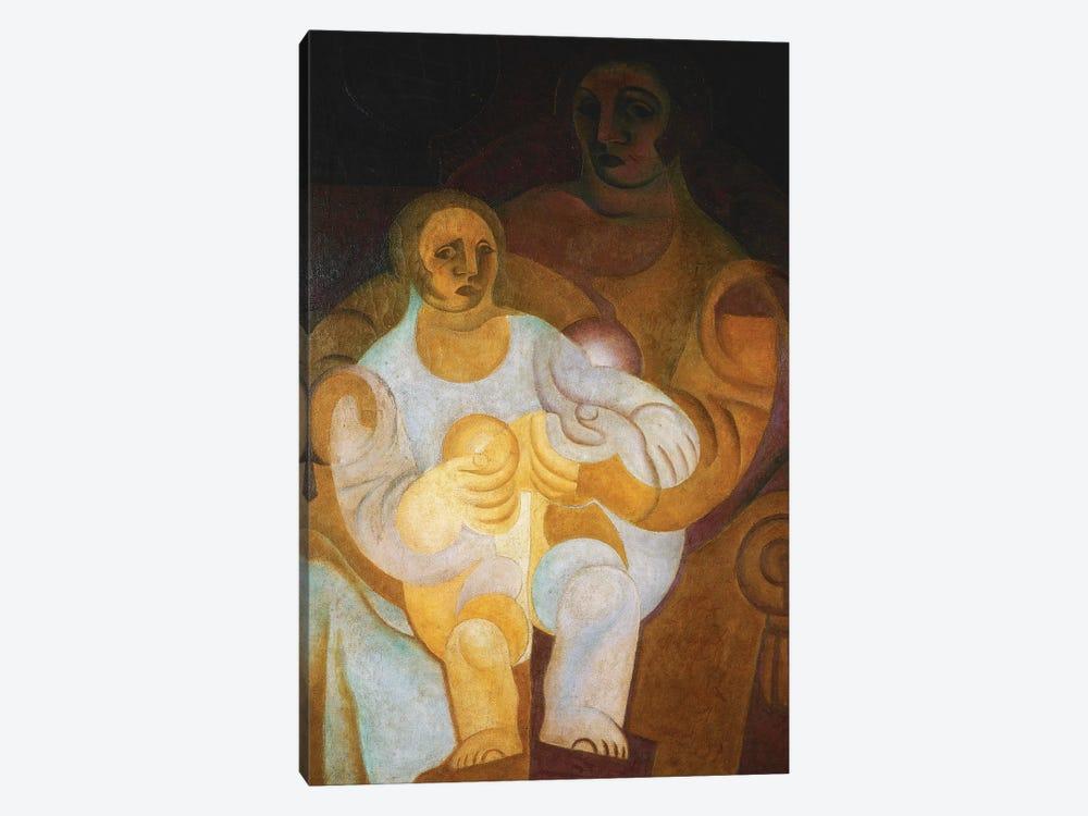 Mother and Child (Mere et Enfant), 1922  by Juan Gris 1-piece Canvas Art