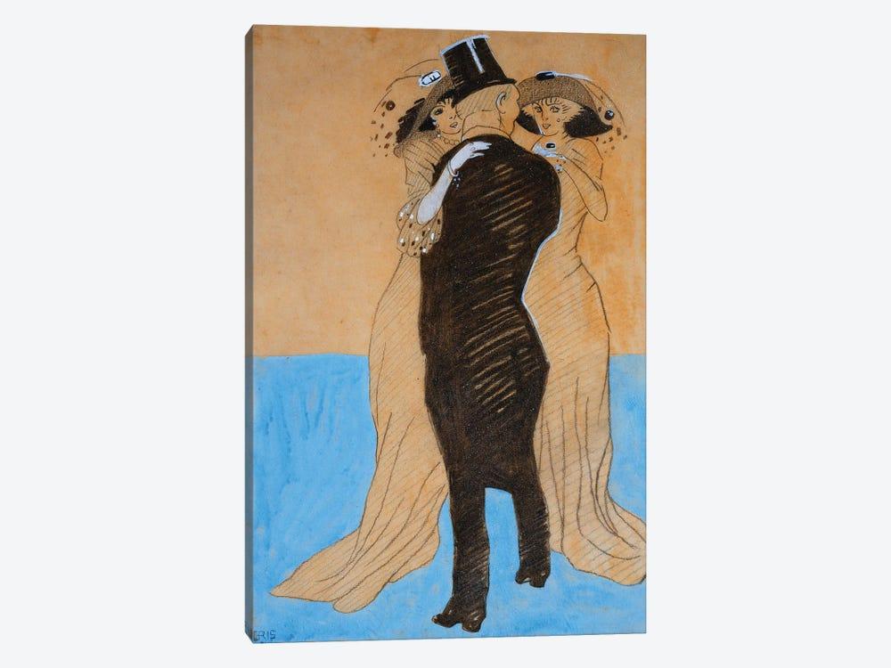La Flatterie, 1908  by Juan Gris 1-piece Canvas Art Print