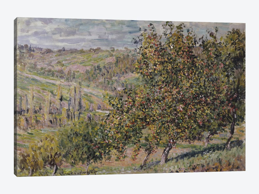 Apple Blossom, 1878  by Claude Monet 1-piece Art Print