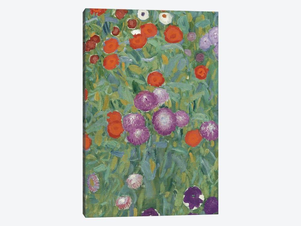 Flower Garden, 1905-07   by Gustav Klimt 1-piece Art Print