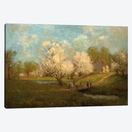 Spring Blossoms  Canvas Print #BMN5846} by Julian Onderdonk Canvas Artwork