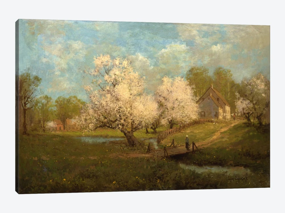 Spring Blossoms by Julian Onderdonk 1-piece Canvas Wall Art