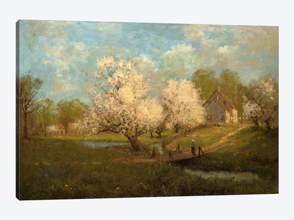 Spring Blossoms  by Julian Onderdonk 1-piece Canvas Wall Art