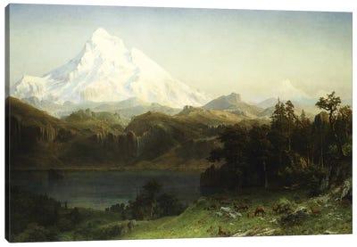 Mount Hood in Oregon,  Canvas Art Print