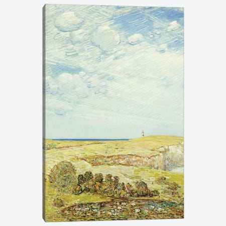 Montauk Point, 1922  Canvas Print #BMN5860} by Childe Hassam Canvas Art Print
