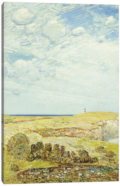 Montauk Point, 1922  Canvas Art Print