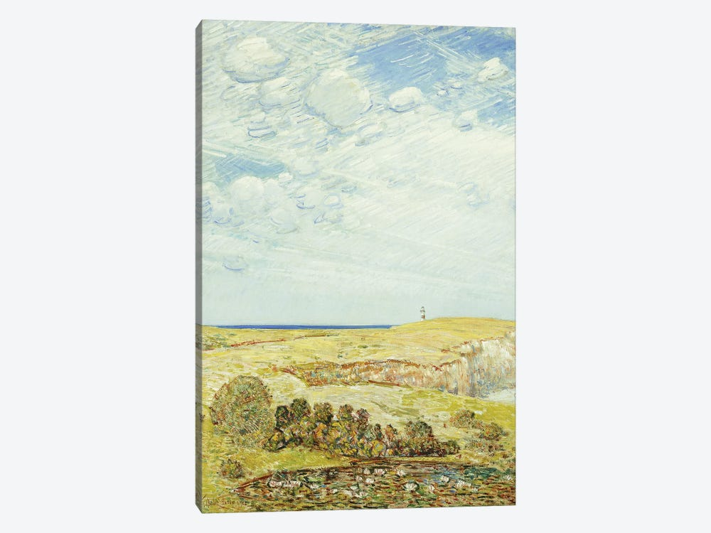 Montauk Point, 1922  by Childe Hassam 1-piece Canvas Wall Art