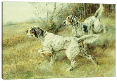 The Hunt,  Canvas Art Print
