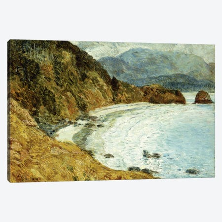 Ecola Beach, Oregon, 1904  Canvas Print #BMN5870} by Childe Hassam Canvas Art