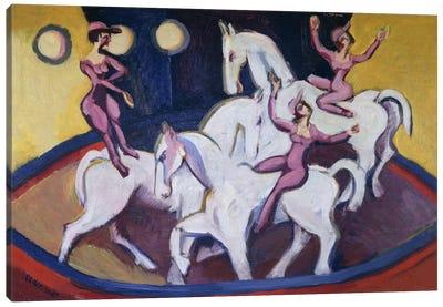 Jockeyakt, 1925  Canvas Print #BMN5881