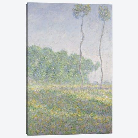 Landscape in the Spring  Canvas Print #BMN5892} by Claude Monet Canvas Art
