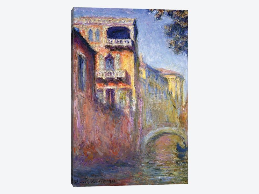 Le Rio de la Salute, 1908  by Claude Monet 1-piece Art Print
