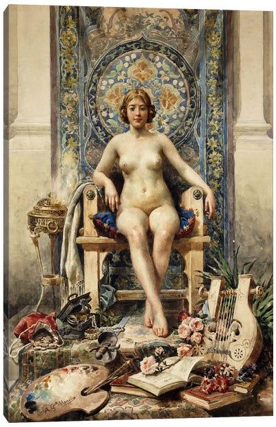The Favourite Canvas Art Print