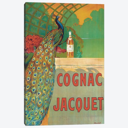 Cognac Jacquet  Canvas Print #BMN5962} by Camille Bouchet Canvas Wall Art