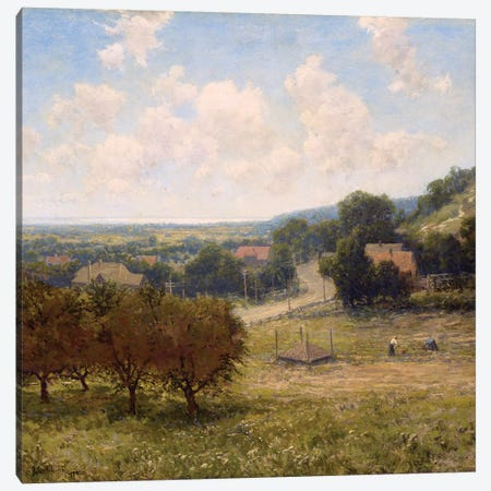 Shinnecock, 1906  Canvas Print #BMN5965} by Julian Onderdonk Art Print