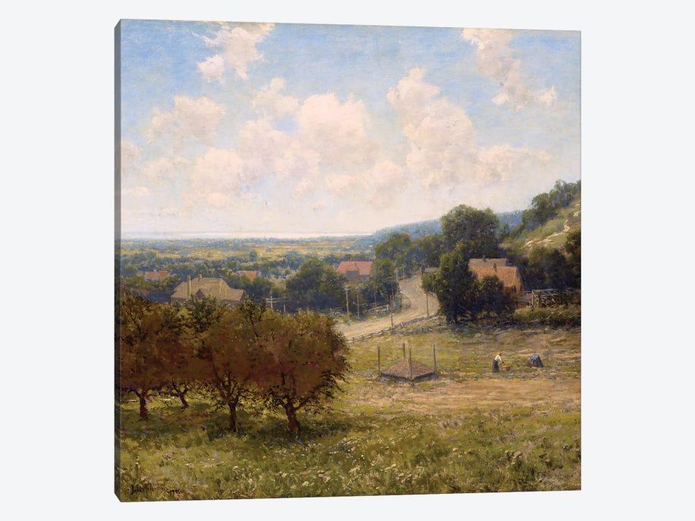 Shinnecock, 1906  by Julian Onderdonk 1-piece Canvas Art
