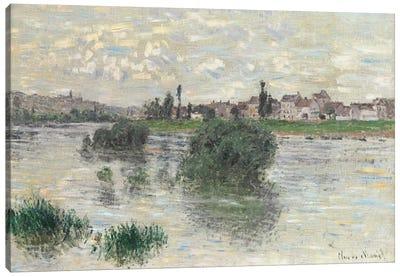 The Seine at Lavacourt, 1879  Canvas Print #BMN5973