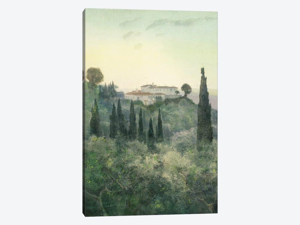 Villa Bocklin, Fiesole, 1897  by Carl Ernest von Stetten 1-piece Canvas Wall Art