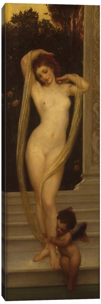 Venus and Cupid  Canvas Art Print