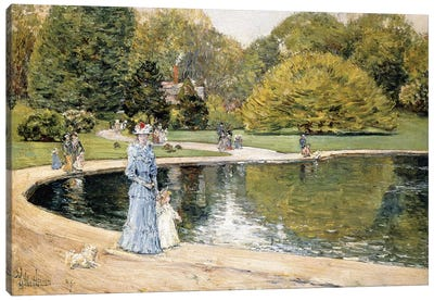 Central Park,  Canvas Art Print