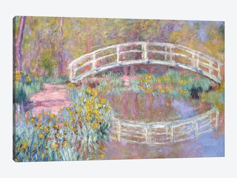 Bridge in Monet's Garden, 1895-96  by Claude Monet 1-piece Art Print