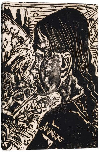 Dorli, 1917  Canvas Art Print