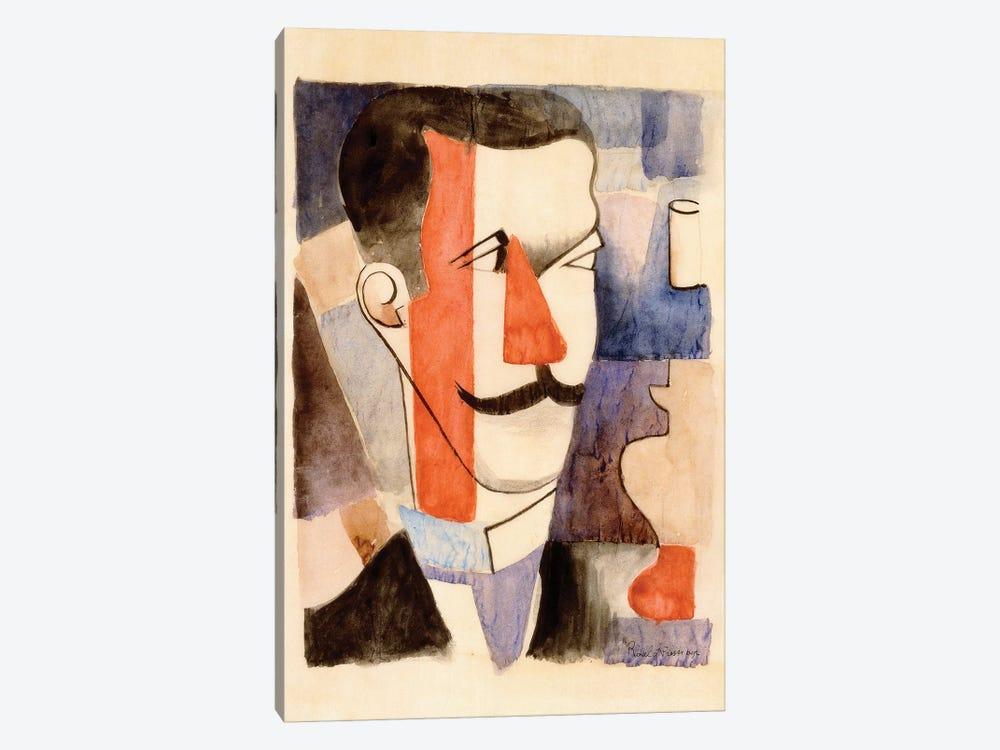 Study for Paludes, 1917-1920  by Roger de la Fresnaye 1-piece Canvas Art