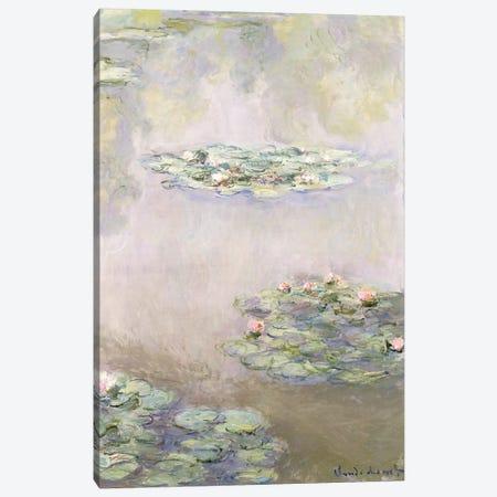 Nympheas, 1908  Canvas Print #BMN6060} by Claude Monet Art Print