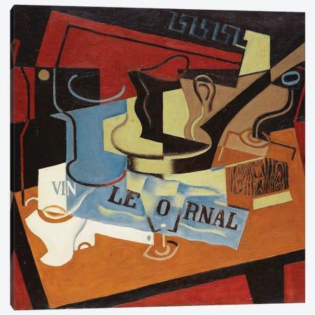 The Casserole, 1919  Canvas Print #BMN6082} by Juan Gris Canvas Art Print