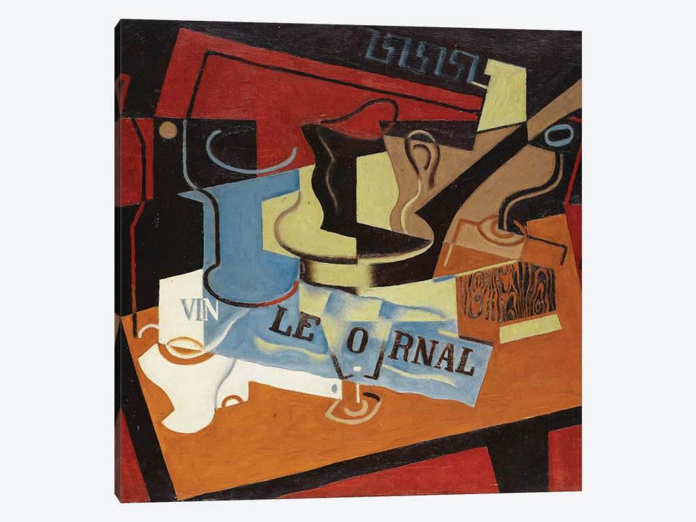 The Casserole, 1919  by Juan Gris 1-piece Art Print