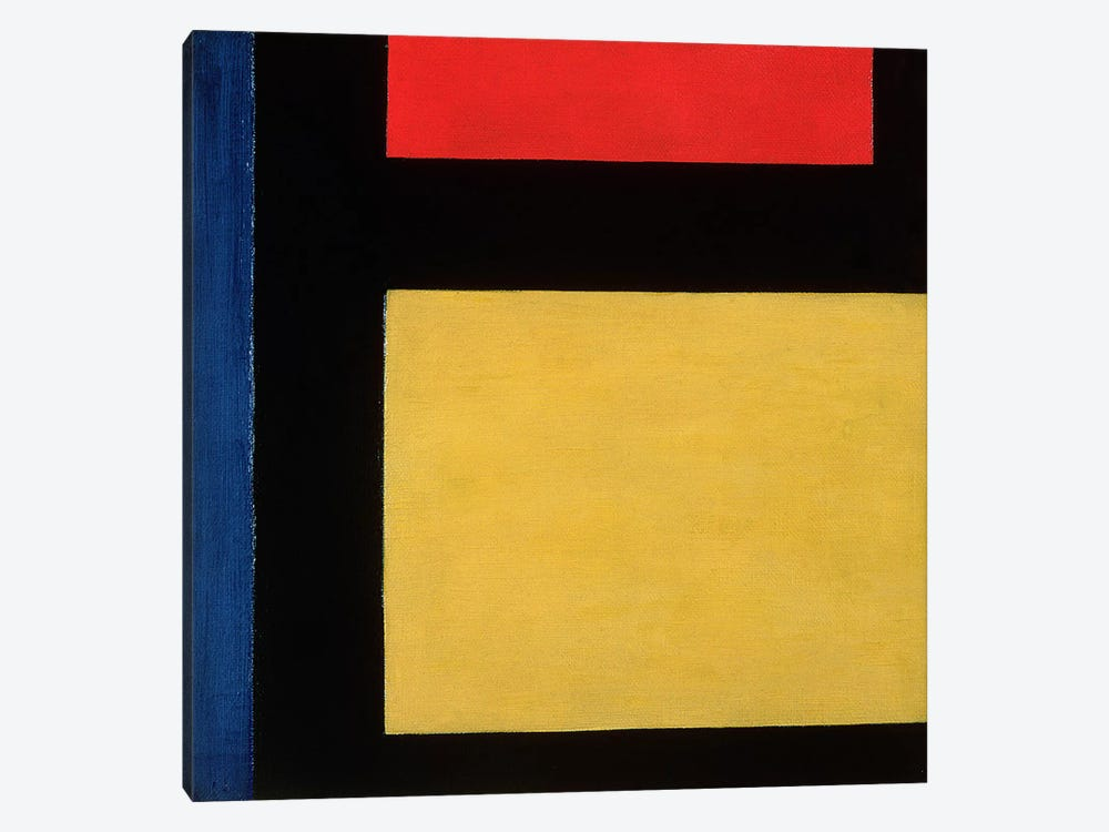 Contra compositie, 1924 by Theo van Doesburg 1-piece Canvas Artwork