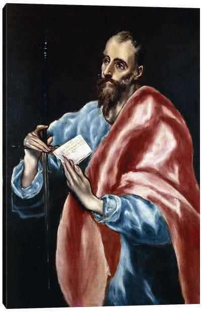 Saint Paul Canvas Art Print