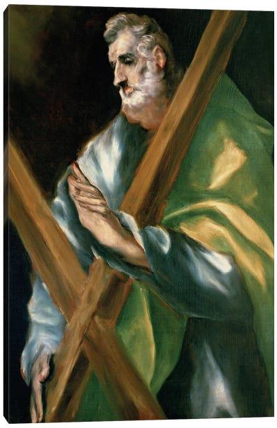 St. Andrew (Casa y Museo del Greco) Canvas Art Print