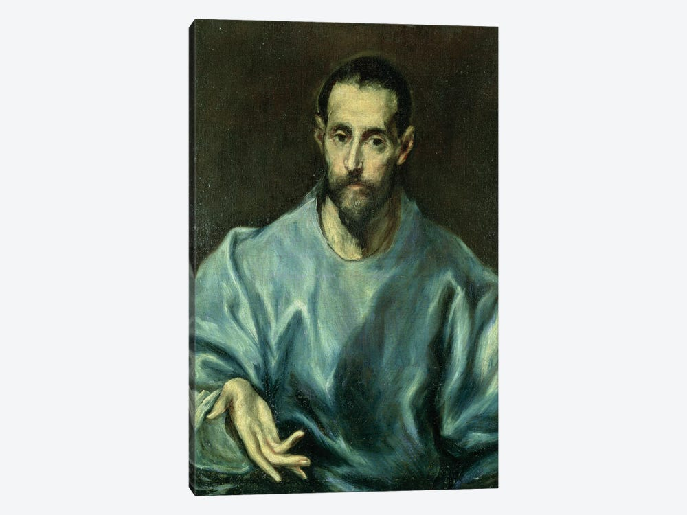 St. James The Greater by El Greco 1-piece Canvas Artwork
