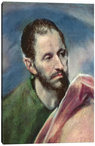 St. James The Less, c.1595-1600 Canvas Art Print