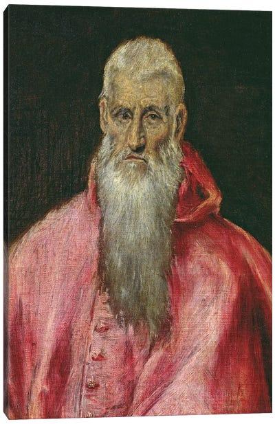 St. Jerome Canvas Art Print