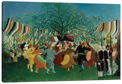 A Centennial Of Independence, 1892 Canvas Print #BMN6273