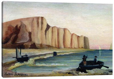 Cliffs, c.1897 Canvas Art Print
