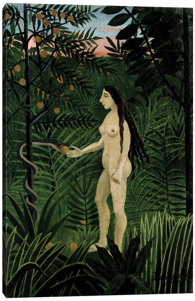 Eve, c.1906-07 Canvas Print #BMN6283