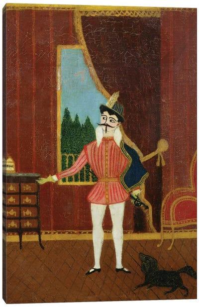 Le Petit Chevalier (Don Juan), c.1880 Canvas Art Print