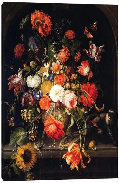 Flowers Canvas Print #BMN6385