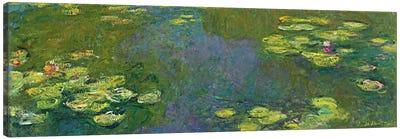 The Waterlily Pond (Le Bassin aux Nympheas), 1919 Canvas Print #BMN6415