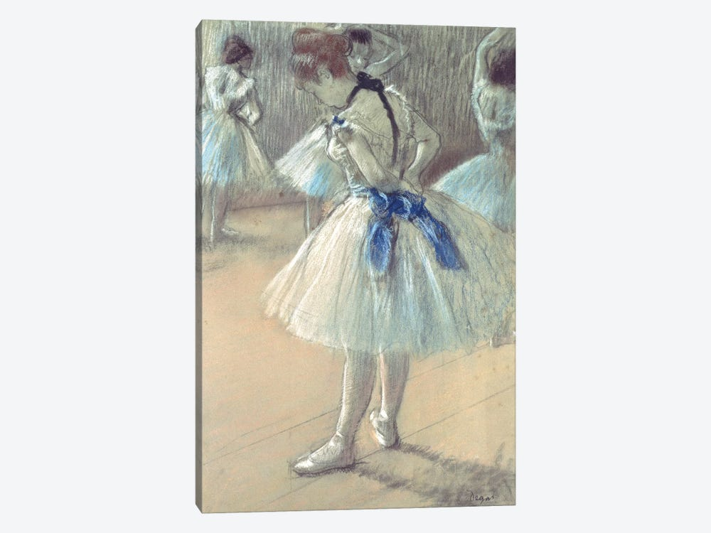 Dancer by Edgar Degas 1-piece Canvas Artwork